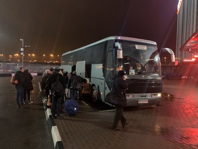 Ежедневные поездки Луганск Москва (автовокзал касса №16) Интербус - main